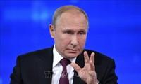 Rusia mendukung rekomendasi-rekomendasi memulihkan hubungan dengan Ukraina
