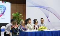 Banyak bintang internasional ikut serta pada Festival Musik Besar ASEAN-Jepang 2019
