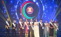 """Sepuluh kontestan lolos masuk babak final  Kontes: """"Suara Nyanyian ASEAN+3"""" tahun 2019"""