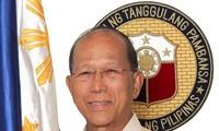 Menhan Filipina mencela tindakan-tindakan Tiongkok di Laut Timur
