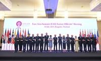 Vietnam menghadiri Konferensi para pejabat senior ASEAN+3 dan Konferensi pejabat senior negara-negara peserta Konferensi Tingkat Tinggi Asia Timur