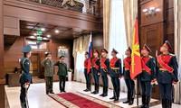 Federasi Rusia dan Vietnam sepakat memperkuat kerjasama pertahanan