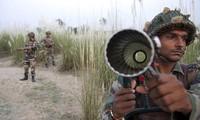 Baku tembak menimbulkan korban di daerah perbatasan India-Pakistan