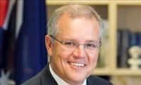 PM Australia memulai kunjungan resmi di Vietnam