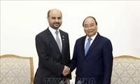 PM Vietnam, Nguyen Xuan Phuc menerima Presiden Umum Dana OPEC tentang perkembangan internasional