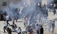 Kanselir Jerman: Solusi dua negara akan menghentikan bentrokan Israel-Palestina