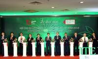 Pembukaan Pekan Raya Pariwisata Internasional Kota Ho Chi Minh tahun 2019