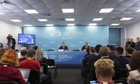 Lebih dari 270 permufakatan sebesar 47 miliar USD telah ditandangani di Forum Ekonomi Ketimuran tahun 2019