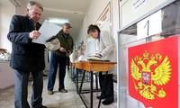Rusia memulai pemilihan daerah