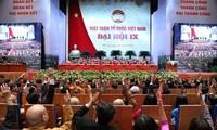 Kongres Naisonal ke-9  Pengurus Besar Front Tanah Air Vietnam membahas perlindungan lingkungan