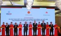 AS berkomitmen mendorong reformasi dan meningkatkan kemampuan berkonektivitas badan usaha kecil dan menengah Vietnam