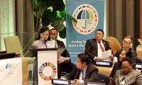 Vietnam berbagi solusi untuk mencapai potoka dalam merawat kesehatan seluruh rakyat pada tahun 2030