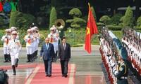 PM Vietnam, Nguyen Xuan Phuc: Halaman baru dalam kerjasama Vietnam-Laos