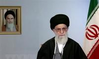 Ayatollah Ali Khamenei mengutuk intrik memecah belah Iran dan Irak