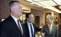 Republik Korea dan AS berupaya mempertahankan tenaga pendorong dialog dengan RDRK