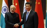 Pimpinan India-Tiongkok membahas masalah-masalah bilateral