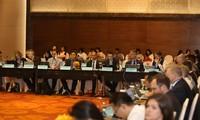 Pembukaan Sidang Pleno Komite Satelit Pengamatan Bumi 2019