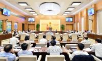 Komite Tetap MN Vietnam memberikan sumbangan pendapat terhadap laporan sosial-ekonomi dan APBN 2019