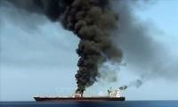 Konferensi Keamanan Pelayaran Internasional di Bahrain