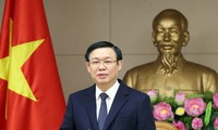 Deputi PM Vuong Dinh Hue melakukan kunjungan kerja di negara-negara Afrika