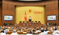 Menyempurnakan ketentuan-ketentuan tentang kegiatan MN Vietnam