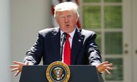 AS mulai menarik diri  dari Perjanjian Paris tentang perubahan iklim
