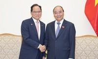 Dubes Republik Korea ingin mendorong investasi Republik Korea ke Vietnam Tengah