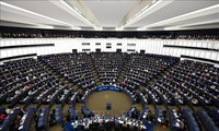 Parlemen Eropa melakukan pemungutan suara terhadap daftar kabinet baru dari Komisi Eropa
