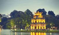 Kota Ha Noi lolos masuk ke dalam daftar  50 Besar kota yang paling indah di dunia