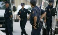 Spanyol memperkuat dan menjamin keamanan bagi Konferensi COP 25