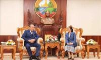 Memperkuat kerjasama Vietnam dan Laos