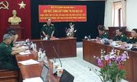 Vietnam dan Kamboja untuk pertama kalinya menyelenggarakan latihan  memberi pertolongan di daerah perbatasan di darat