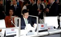 Vietnam memberikan banyak sumbangan yang menonjol pada Konferensi Menlu ASEM ke-14