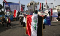 Irak memanggil Dubes AS untuk memprotes serangan-serangan udara