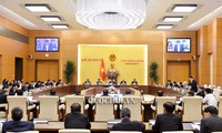 Pembukaan Persidangan ke-41 Komite Tetap MN Vietnam, angkatan XIV