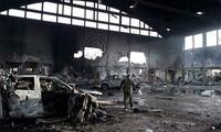 Israel melakukan serangan udara terhadap pangkalan udara Suriah