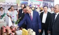 PM Nguyen Xuan Phuc menghadiri Konferensi promosi investasi Provinsi Tra Vinh tahun 2020