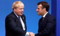 Pimpinan Inggris dan Perancis menegaskan kembali komitmen terhadap permufakatan nuklir Iran