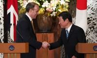 Masalah Brexit: Inggris ingin mempunyai permufakatan dagang ambisius dengan Jepang
