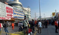 Penembakan senapan di Thailand: pelaku penembakan telah ditembak mati