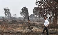 Presiden Indonesia menandai masa 100 hari  masa baktinya yang  kedua dengan prestise yang meningkat