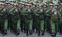 Rusia akan terus memodernisasi tentara