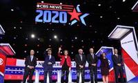 """Pilpres AS 2020: Putaran perdebatan terakhir sebelum hari pilpres yang penting yaitu """"Supra Selasa"""""""