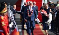 Raja Belanda untuk pertama kalinya melakukan kunjungan kenegaraan di Indonesia setelah 25 tahun