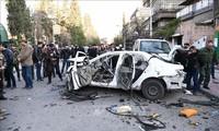Bentrokan di Suriah memasuki tahun ke-10