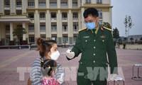 Kementerian Pertahanan Vietnam meminta supaya mengoordinasikan secara rasional orang yang diisolasi di perkotaan