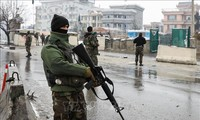 Sebuah gurdwara agama Sikh – Hindu  di Ibukota Afghanistan diserang