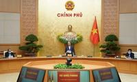 PM Nguyen Xuan Phuc memimpin sidang periodik  Pemerintah online untuk  bulan Maret 2020