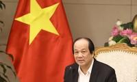 Menteri Mai Tien Dung: Pembatasan sosial bermakna menjaga jarak di kalangan masyarakat