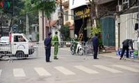 Kota Ha Noi melaksanakan langkah-langkah darurat untuk mengurangi kerugian akibat wabah Covid-19